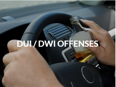 DUI an DWI Defense Attorney